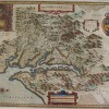 Antique Maps - Hondius VA