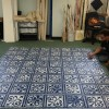 Traditional Floorcloth