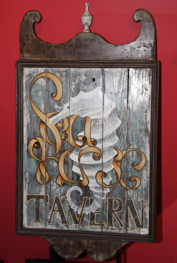 Tavern Signs Black Dog Gallery