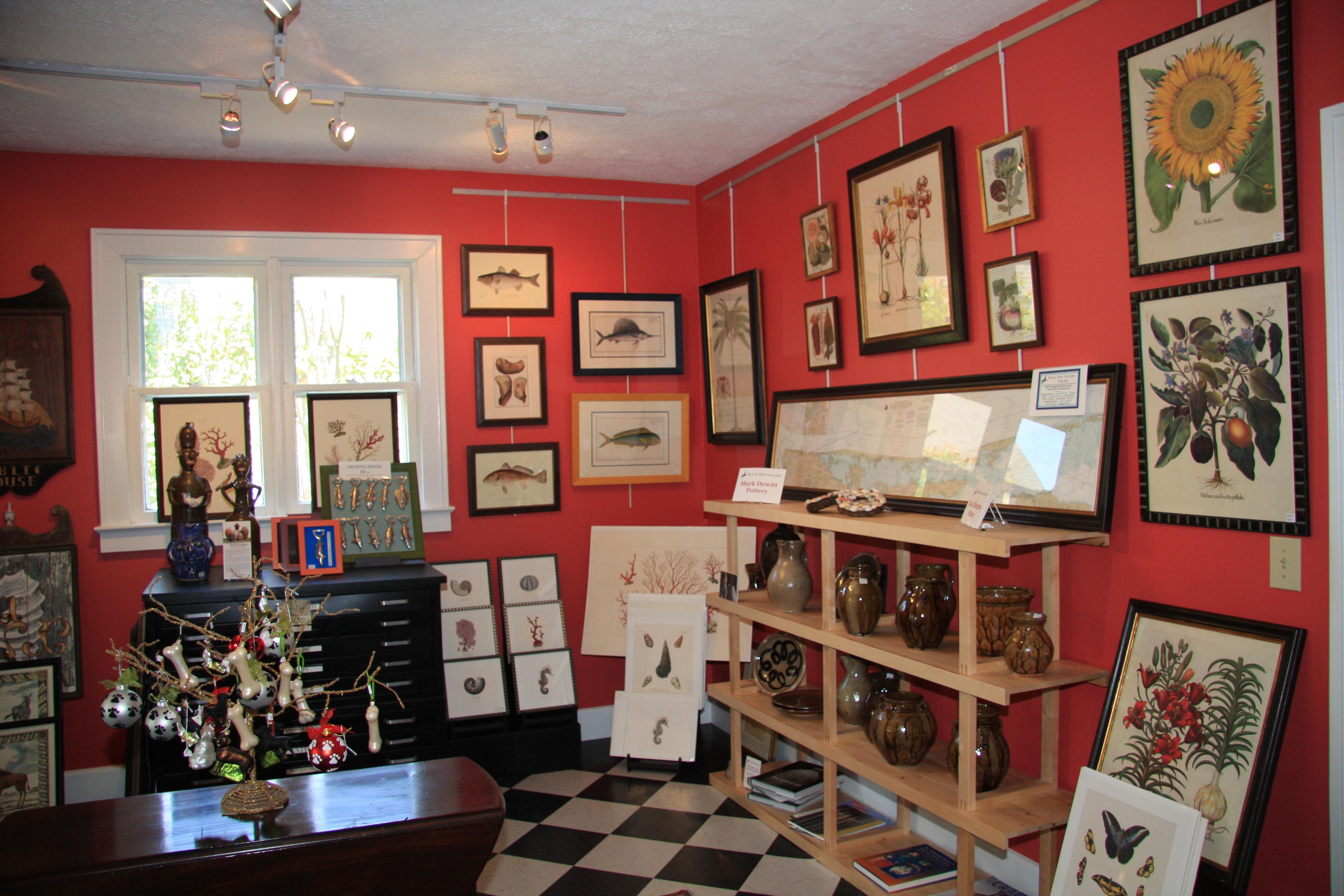 Black Dog Gallery Yorktown